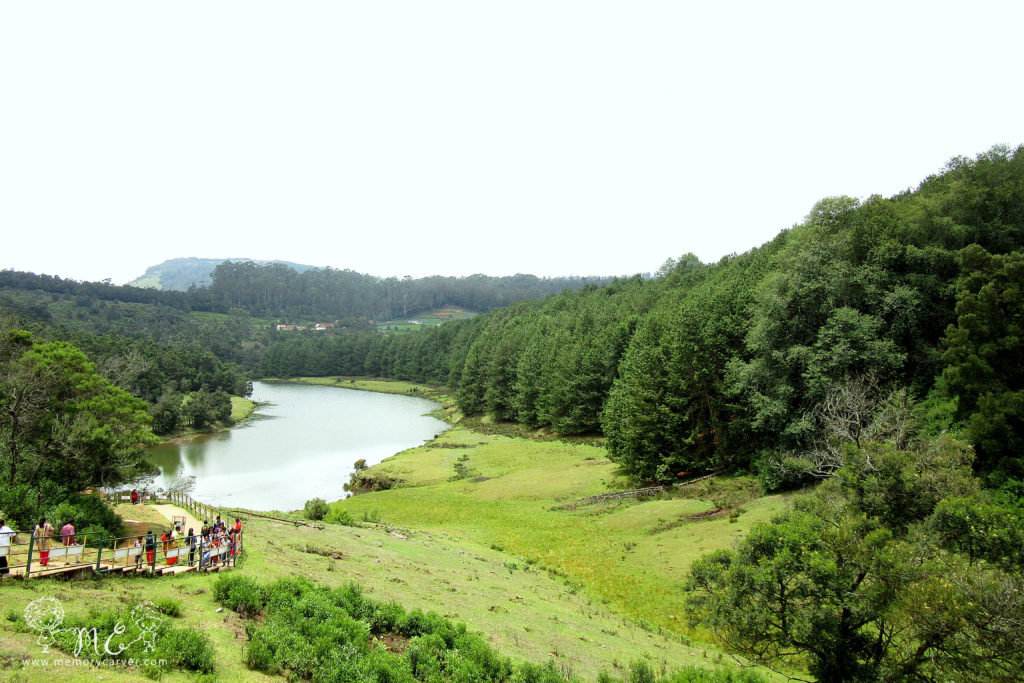 Pyakara lake Ooty - top things to do in ooty