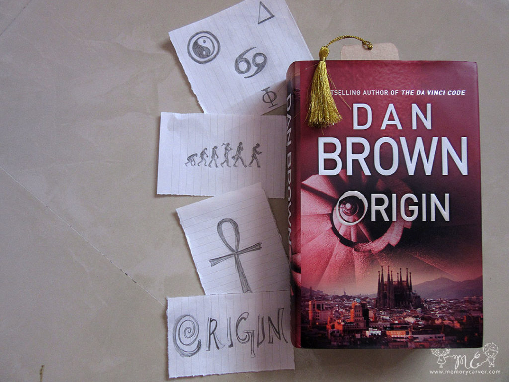 Origin by Dan Brown Book review