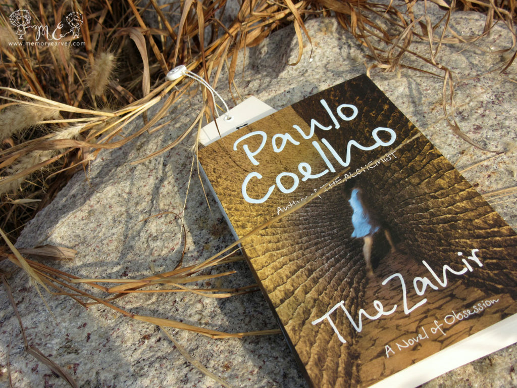 The Zahir by Paulo Coelho - Book review