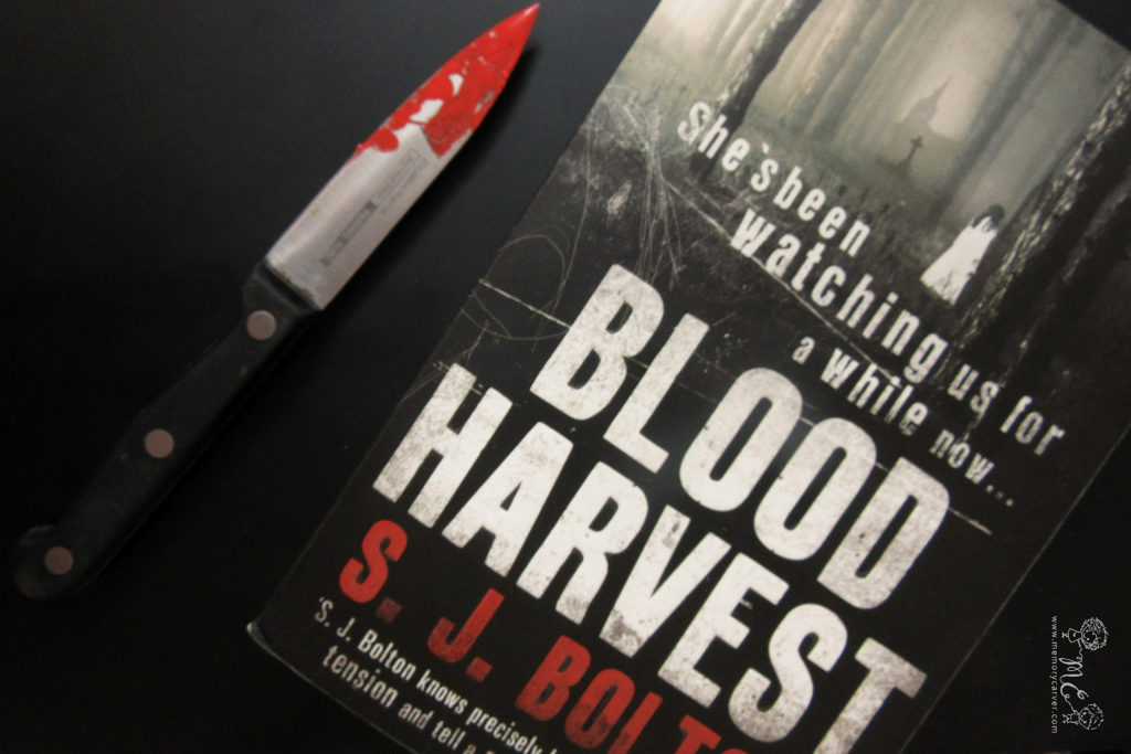Blood harvest by S. J. Bolton book review