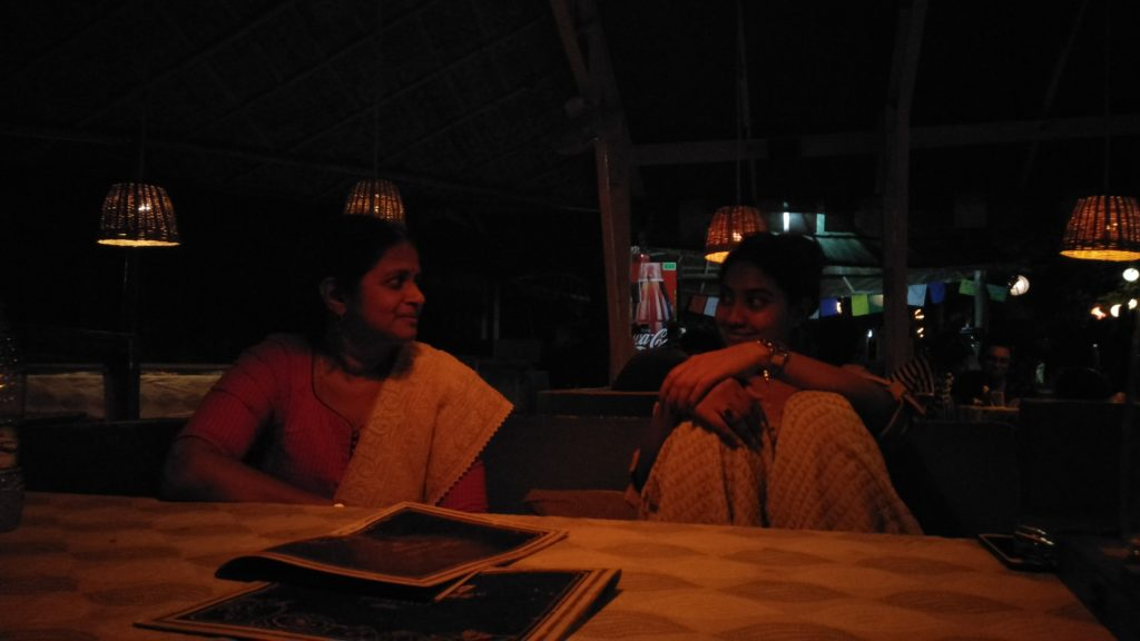 Night at Hippie island - Hampi road trip