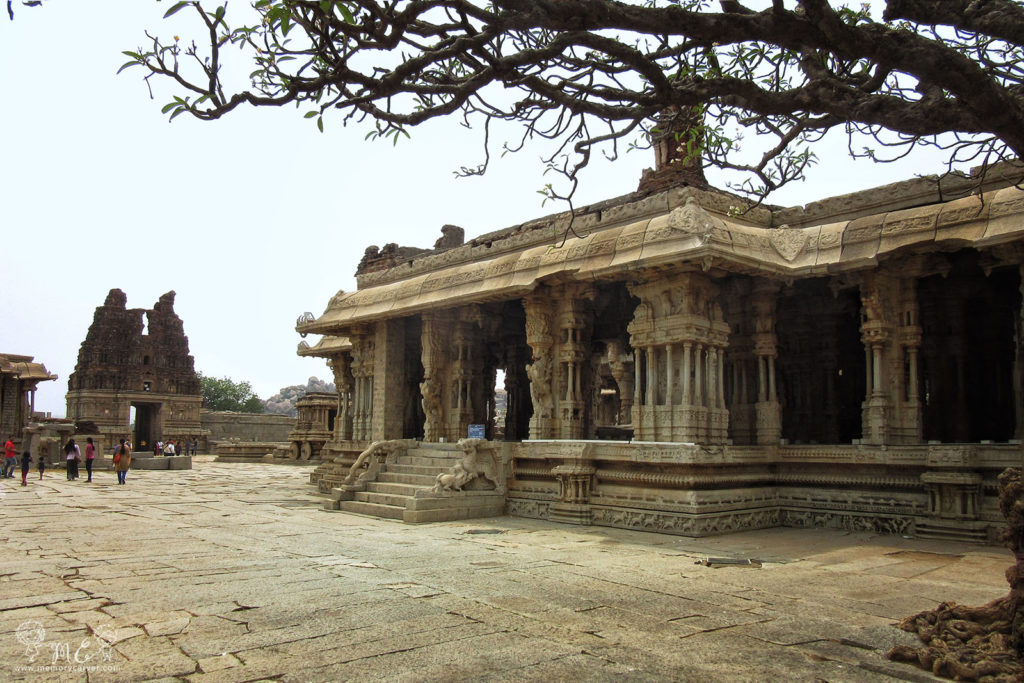 Vijaya vittala temple at hampi - hampi road trip
