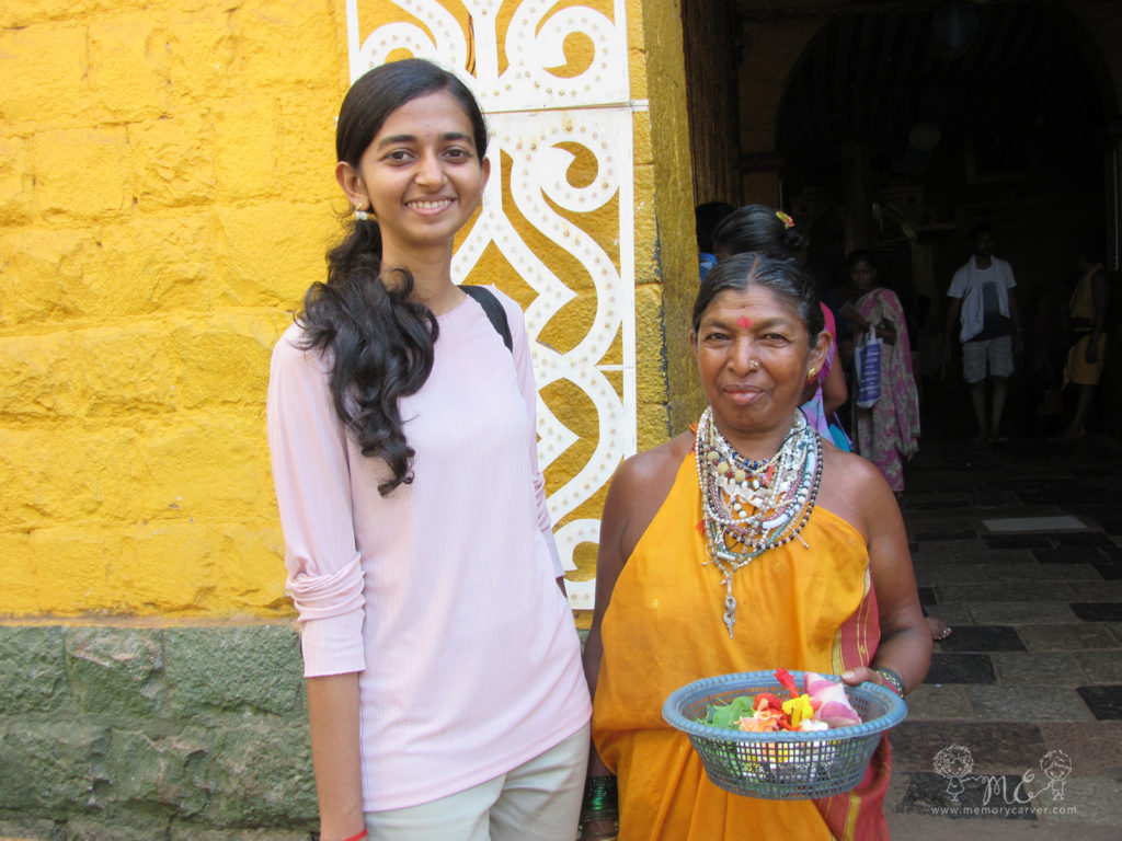 Kalyani akka from halakki community