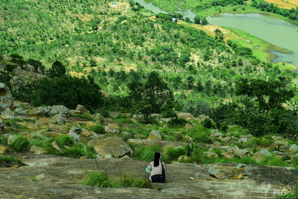 Makalidurga day trek from Bangalore