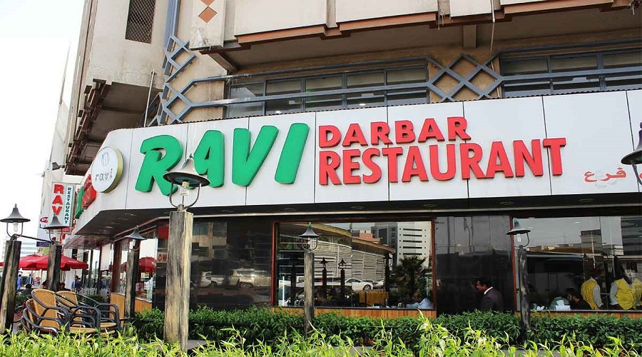 ravis restaurant in dubai - one of the must stops in dubai