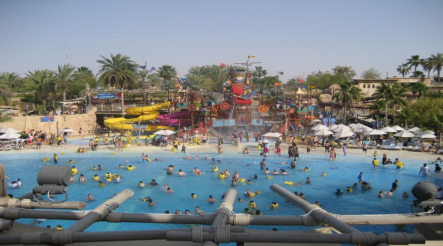 Wild Wadi Water Park - top water parks in dubai